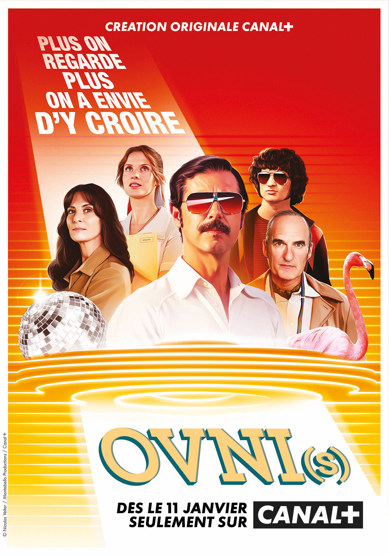 Ovnis poster