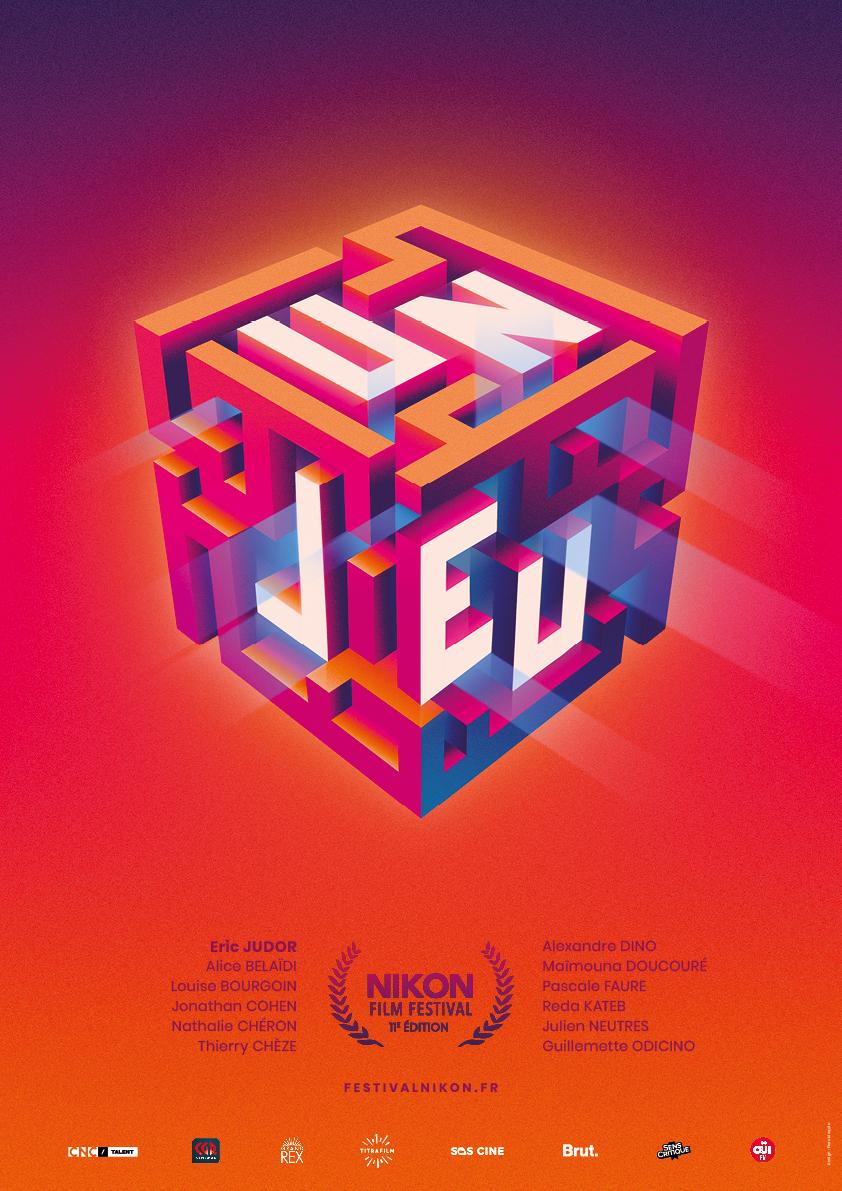 Nikon Film festival poster