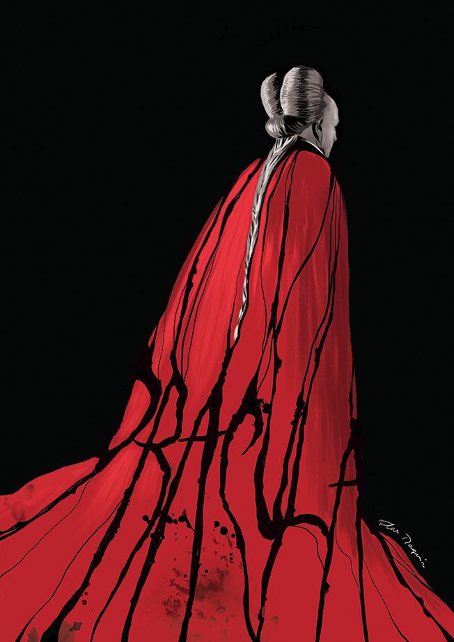 Flore Maquin - Dracula