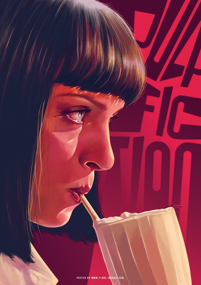 Flore Maquin - Pulp Fiction